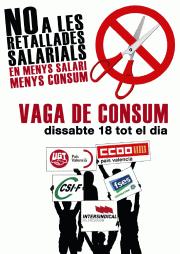 Vaga de consum. 18/02/2012